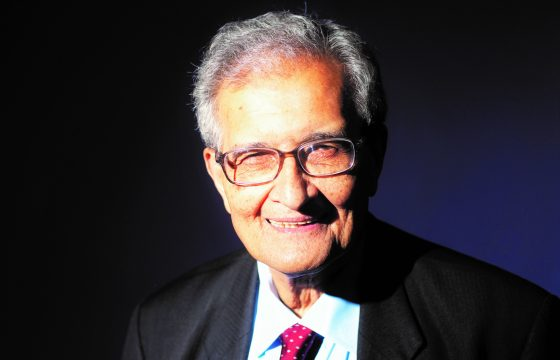 Nobel Laureate  Amartya Sen notes on Ayushman Bharat Yojana