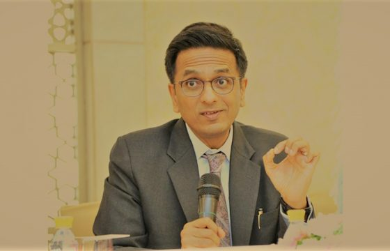 Lecture by Hon'ble Justice Dr. D. Y. Chandrachud, on Why Constitution Matters
