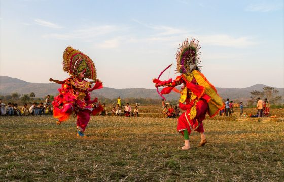 Keeping Tribal Traditions Alive: Chhau  Dance by {Ms. Priyanka Singh, Entrepreneur}