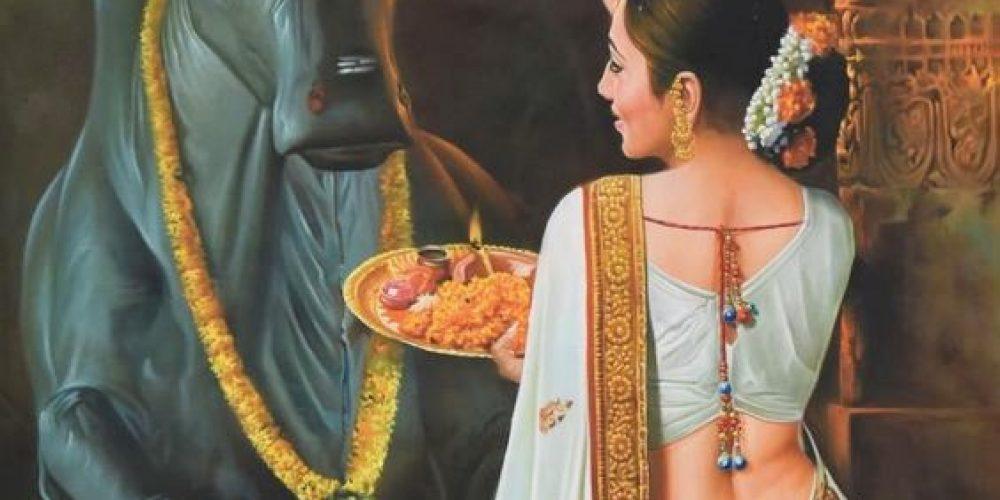 The eternal Nandi