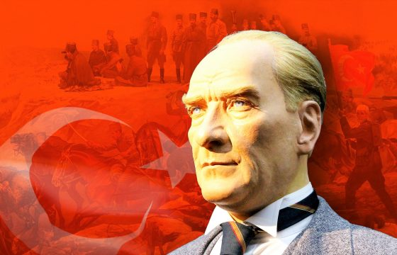 Mustafa Kemal Atatürk: Founder of the Turkish Republic