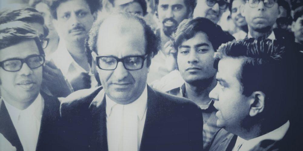 Nani Palkhivala The Legendary Indian Lawyer and Economist