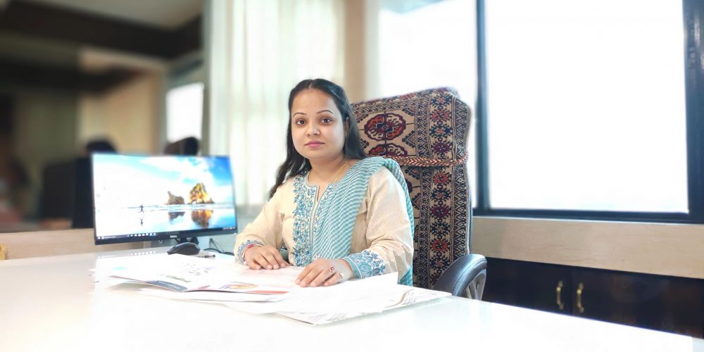 Rising Trend in Women Entrepreneurship – Priyanka Singh, Director Taj Pharma Group