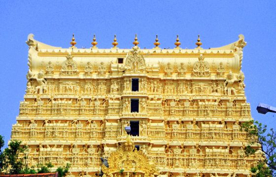 The mysterious temple of shree Padmanabha swamy