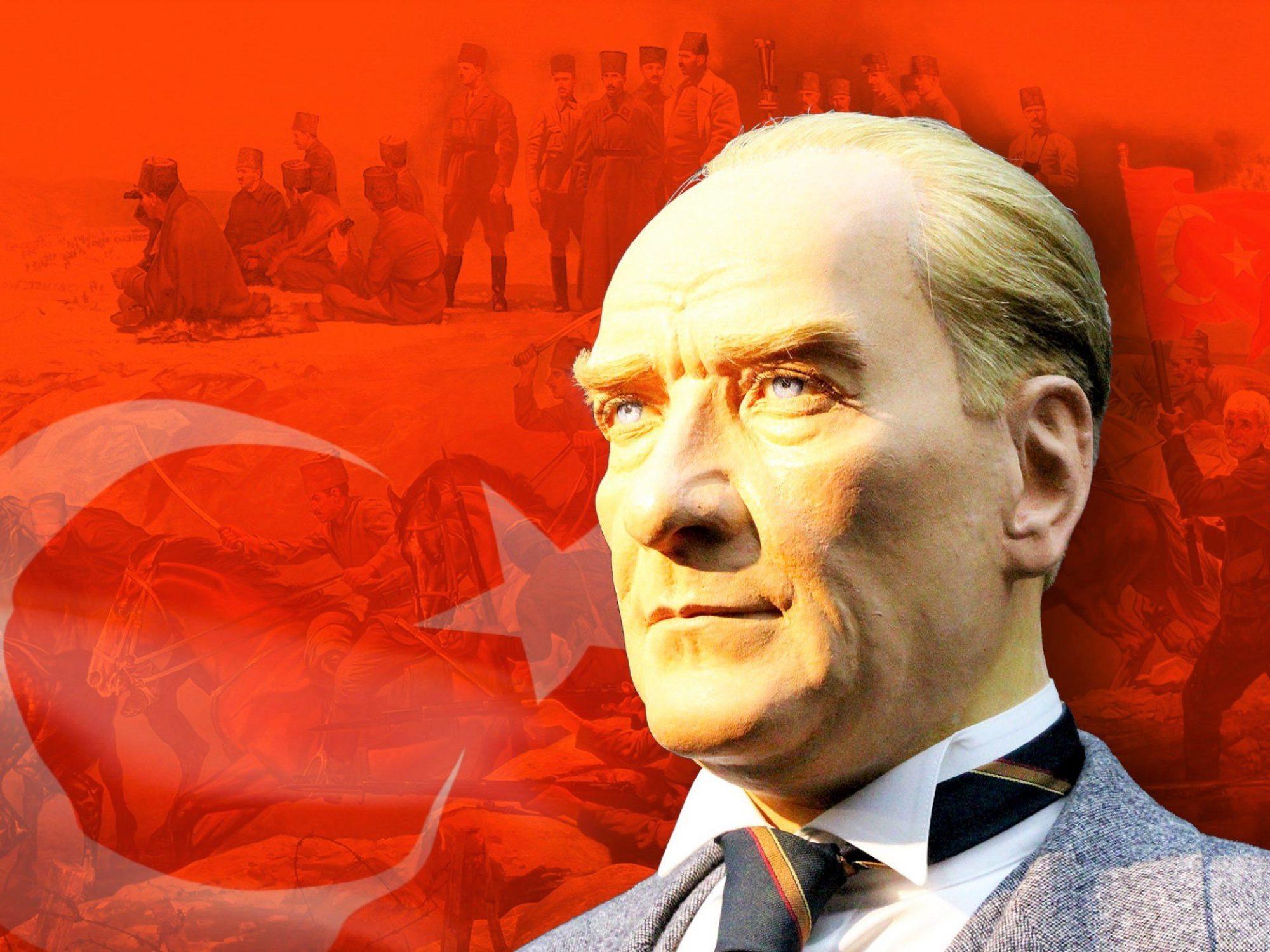 Mustafa Kemal Atatürk: Founder of the Turkish Republic