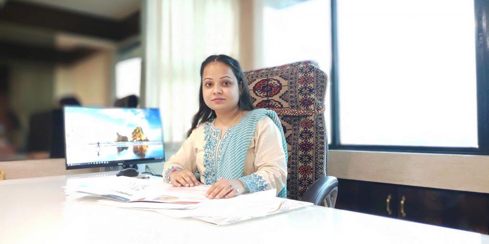 Rising Trend in Women Entrepreneurship – Priyanka Singh, Director Taj Pharma Group