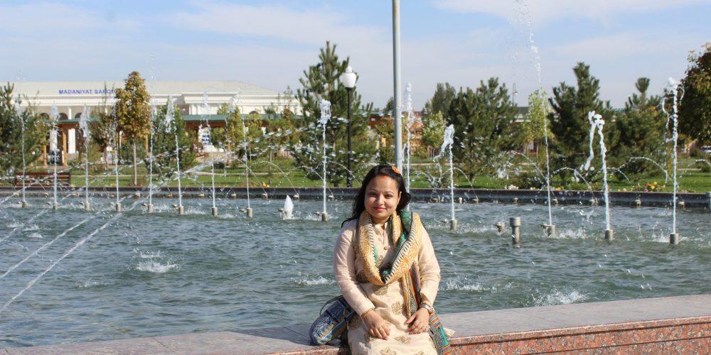 Healthy diet means a healthy planet: [Eat Good; Look Good] {Ms. Priyanka Singh, Taj Agro Products}
