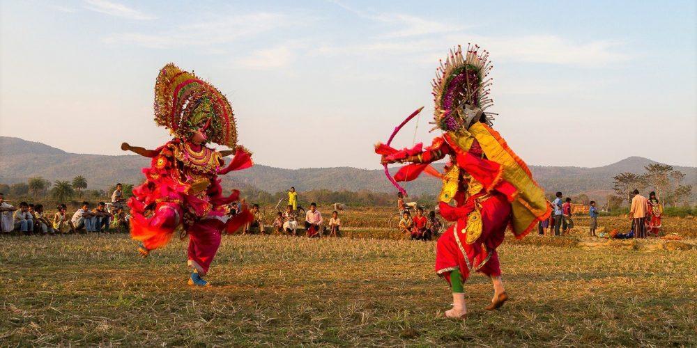 Keeping Tribal Traditions Alive: Chhau  Dance by {Ms. Priyanka Singh, Entrepreneur}