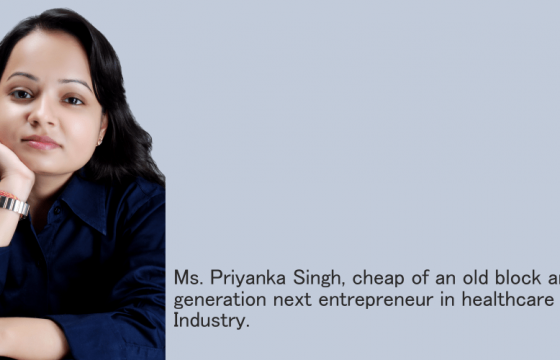 Priyanka Singh, cheap of an old block – Her remarkable journey from student to pioneering entrepreneur in FMCG & Healthcare