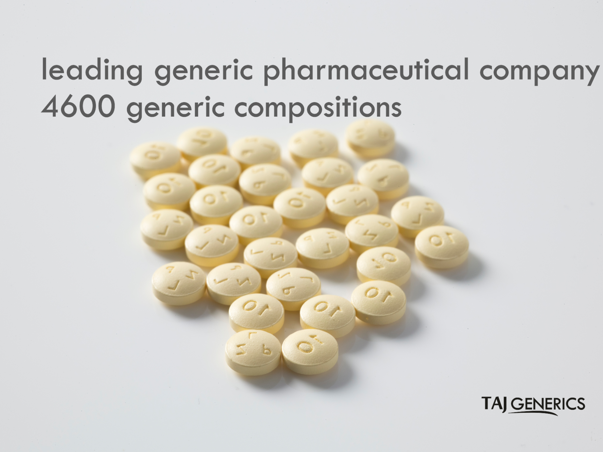 What is a generic drug?